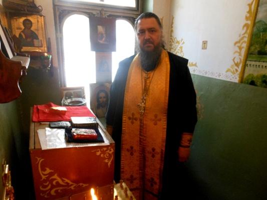 Священнослужитель Русской Православной Церкви провел проверку религиозной литературы, находящейся в книжном фонде СИЗО-1