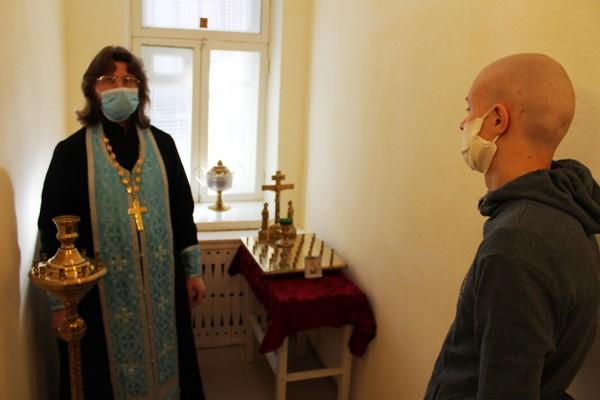 В следственном изоляторе Магаданской области проходит Неделя межрелигиозного диалога