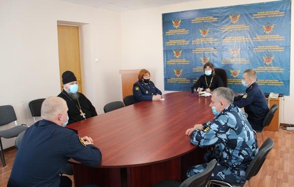 В УФСИН России по Магаданской области прошел круглый стол с представителями Русской православной церкви